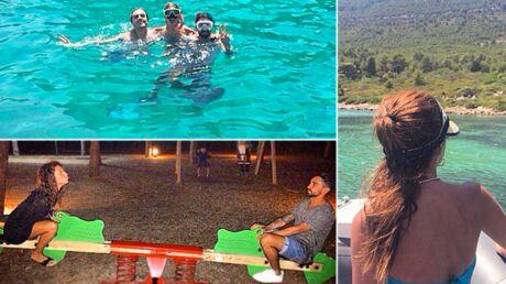 PHOTOS Tal profite de ses vacances avec son petit ami Anthony