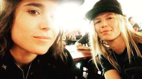 PHOTOS Amoureuse, Ellen Page (Juno) s'affiche avec sa petite amie
