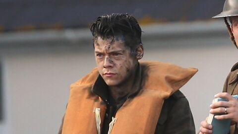 Harry Styles: ses fans déçus par le premier teaser de son film, Dunkerque