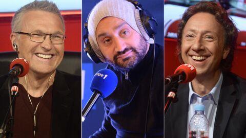 Laurent Ruquier, Cyril Hanouna, Cauet: les salaires des stars de la radio révélés