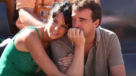 Jade Foret, la compagne d'Arnaud Lagardère, enceinte de quatre mois
