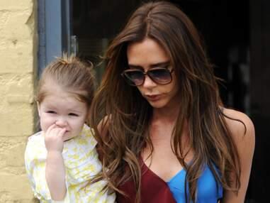 Victoria Beckham avec ses enfants et sa soeur à Los Angeles