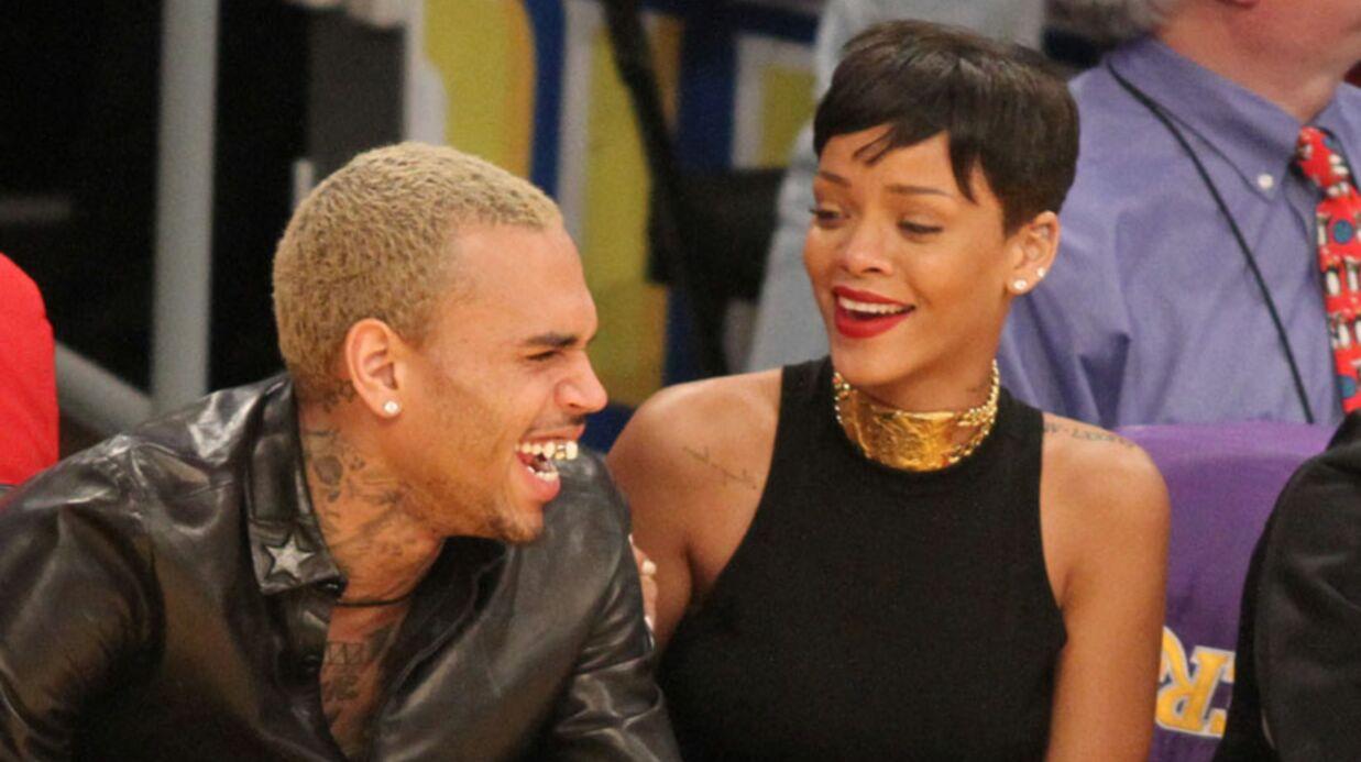 Chris Brown est ok pour que Rihanna le trompe, mais avec une femme