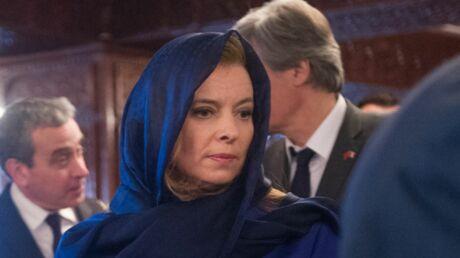 DIAPO Valérie Trierweiler se voile lors de sa visite au Maroc
