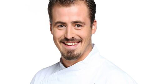 Top Chef: Pierre Eon se découvre un lien de parenté avec Coline Faulquier