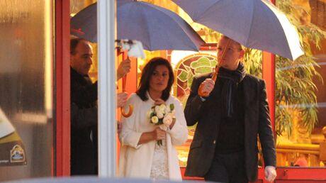 PHOTOS Le mariage de Jean-François Copé et Nadia d'Alincourt