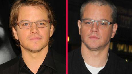 DIAPO Matt Damon a pris 10 ans en un an et demi