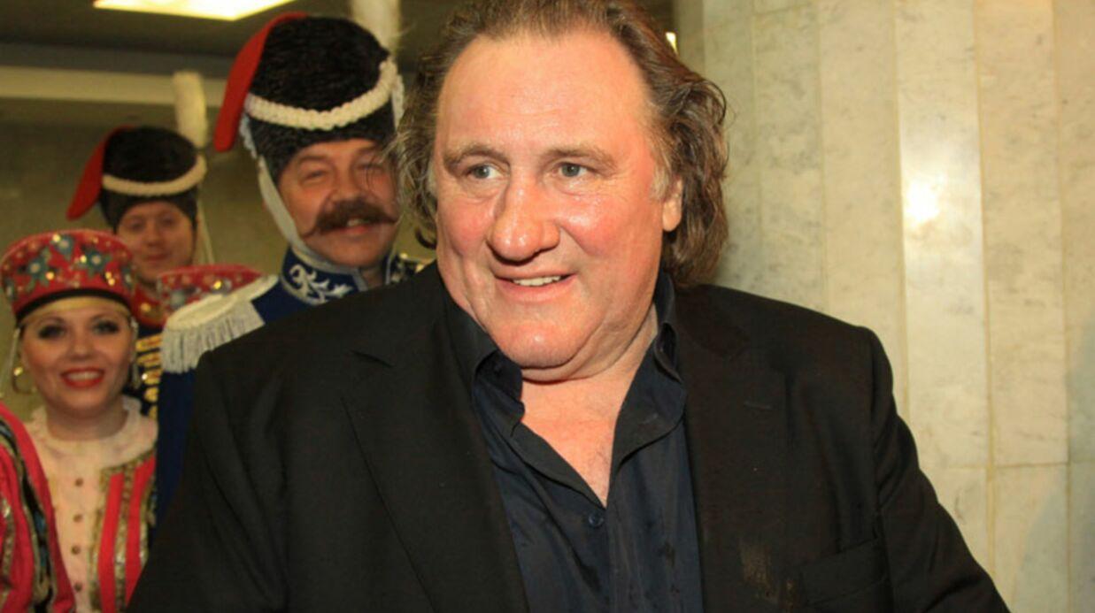 AUDIO Gérard Depardieu en duo avec la fille du président ouzbek