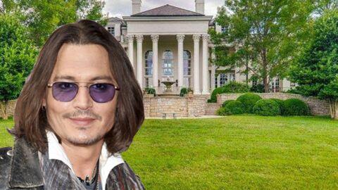 DIAPO: visitez la future maison de Johnny Depp à 17,5 millions de dollars