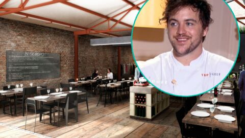 Florent Ladeyn (Top Chef) a ouvert son restaurant à Lille