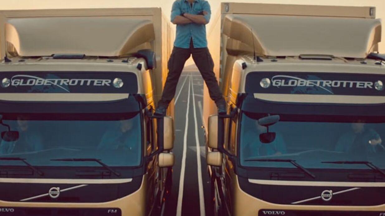 Jean-Claude Van Damme: les secrets de son grand écart de l'extrême dans la pub Volvo