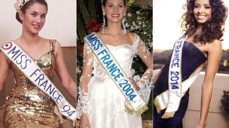 DIAPO Les Miss France de ces 20 dernières années