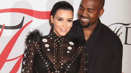 Kim Kardashian est à nouveau maman!