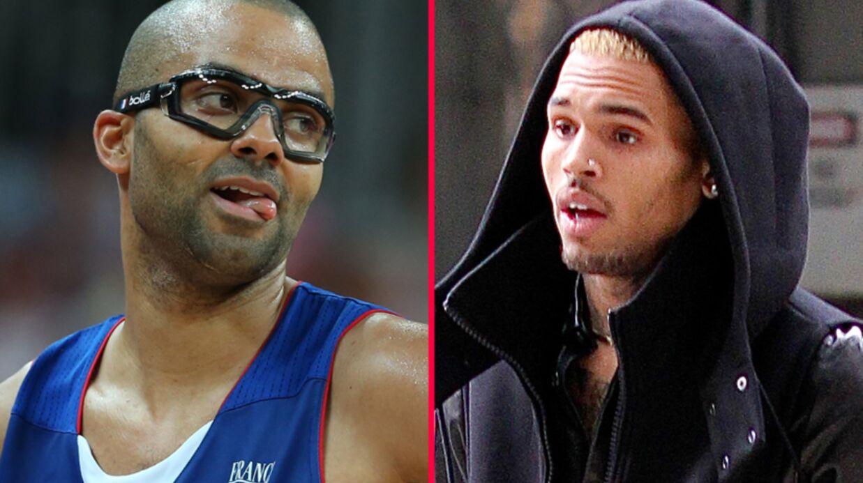 Tony Parker enfonce Chris Brown devant la justice