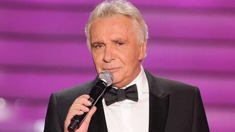 Aphone, Michel Sardou annule un concert