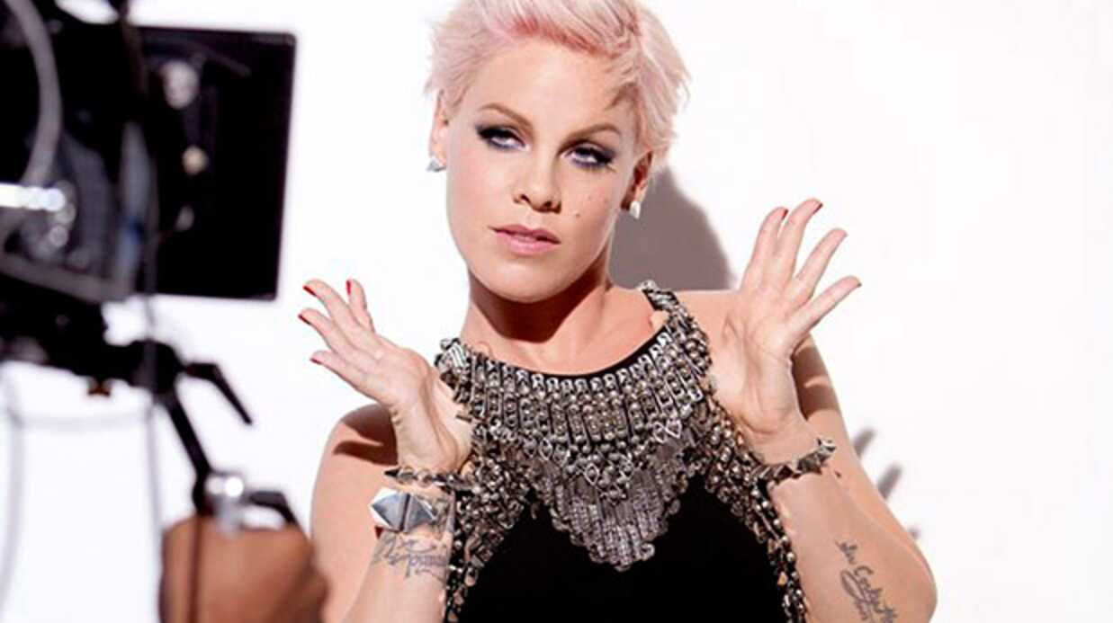 Pink: «Être belle n'a jamais été mon objectif!»