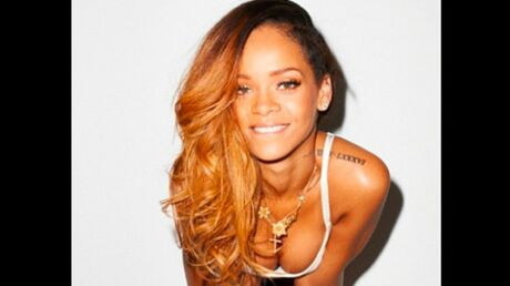 DIAPO Rihanna s'offre un shooting hot avec Terry Richardson