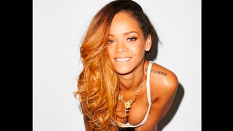 DIAPO Rihanna s'offre un shooting hot avec Terry Richardson