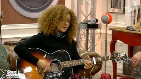 Star Academy: la soirée dérape, Juliette Solal prend la guitare