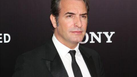 PHOTOS Jean Dujardin très sexy sur le tapis rouge, entouré de George Clooney et Matt Damon