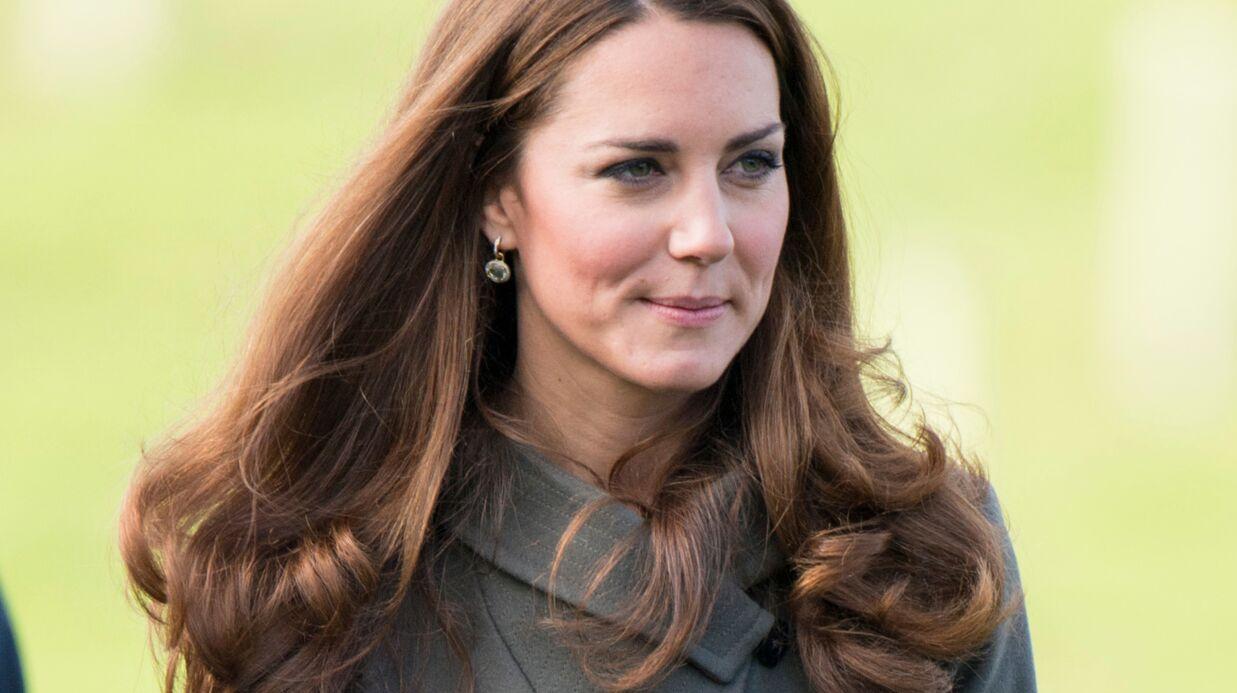 Kate Middleton: les premières photos de ses vacances avec le prince George
