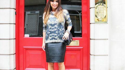 099e4ef76cb59 Le shopping de Marieluvpink   la robe noire en dentelle adaptée à ...