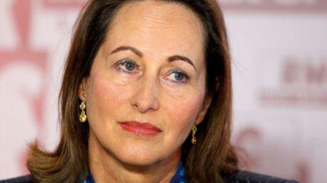 Ségolène Royal: son méchant tacle à Valérie Trierweiler