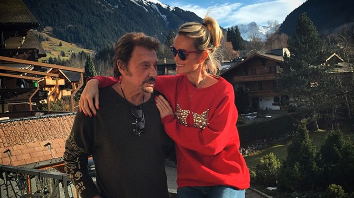 Johnny Hally­day vend son chalet de Gstaad pour  9 500 000 €