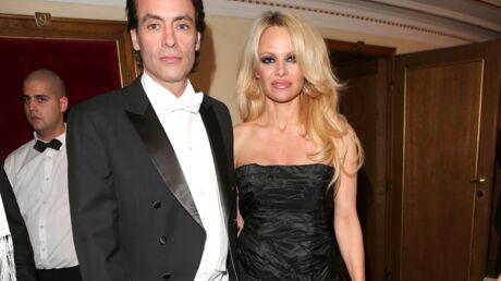 PHOTOS Pamela Anderson avec Anthony Delon au Bal de l'Opéra de Vienne