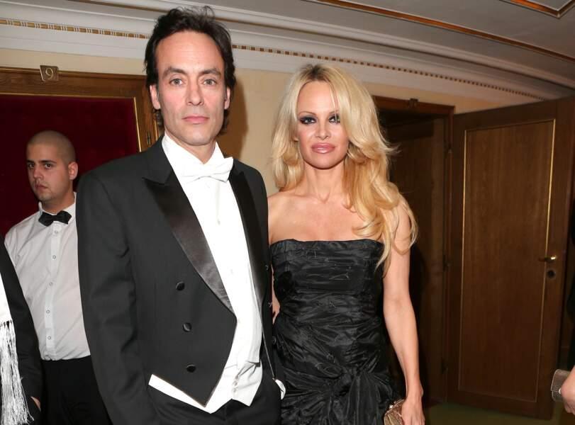 Tout avait bien commencé entre Anthony Delon et Pamela Anderson