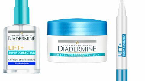 Eliminez les taches avec le soin visage Diadermine Lift+ Super Correcteur