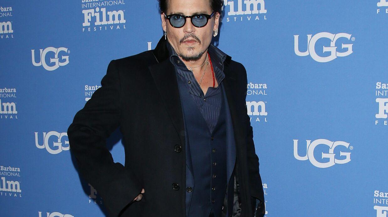 Johnny Depp jouera aux Grammy Awards avec son groupe
