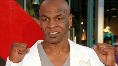 Mike Tyson réveillé par un cambrioleur