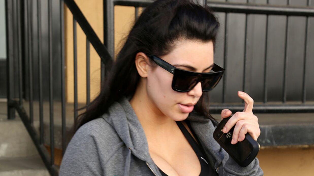 Kim Kardashian: son bébé, star de la téléréalité?