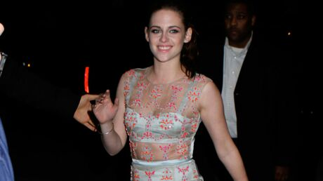 Kristen Stewart: sa bonne résolution pour 2013