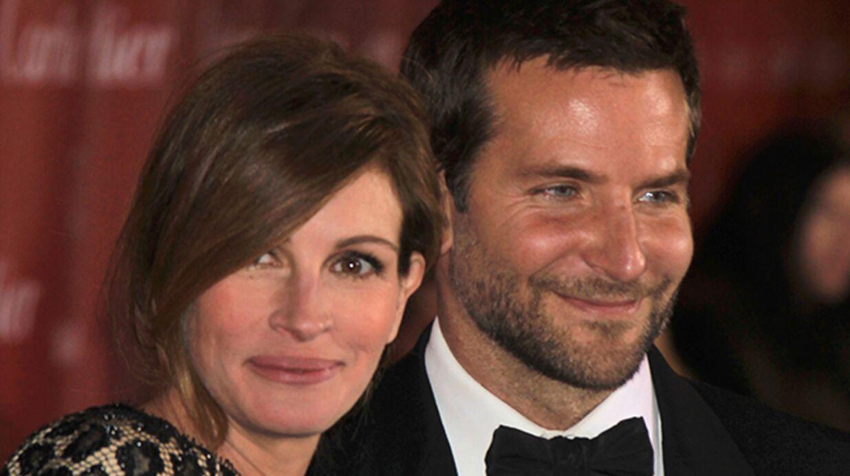 DIAPO Julia Roberts et Bradley Cooper au top pour le Festival de Palm Springs!