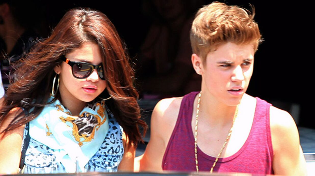 PHOTO Selena Gomez remet le grap­pin sur Justin Bieber
