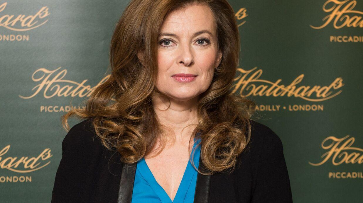 Valérie Trierweiler: Merci pour ce moment sera adapté en film par son amie Saïda Jawad