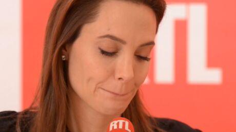 Angelina Jolie très émue face au témoignage d'une femme ayant subi une mastectomie