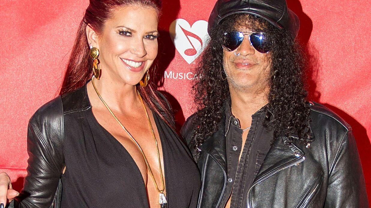 Slash (ex-Guns N' Roses) divorce: sa femme devrait toucher le jackpot