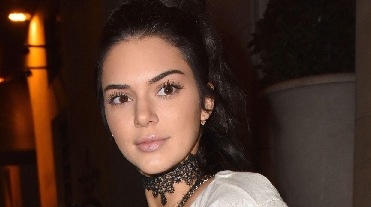 PHOTO Kendall Jenner ultra sexy en string, dévoile un énorme (et surprenant) tatouage