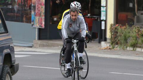 Nicolas Sarkozy rappelé à l'ordre par un policier à Saint-Tropez à cause d'une infraction
