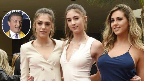 Sylvester Stallone: ses filles se confient sur le drôle de supplice qu'il leur fait subir