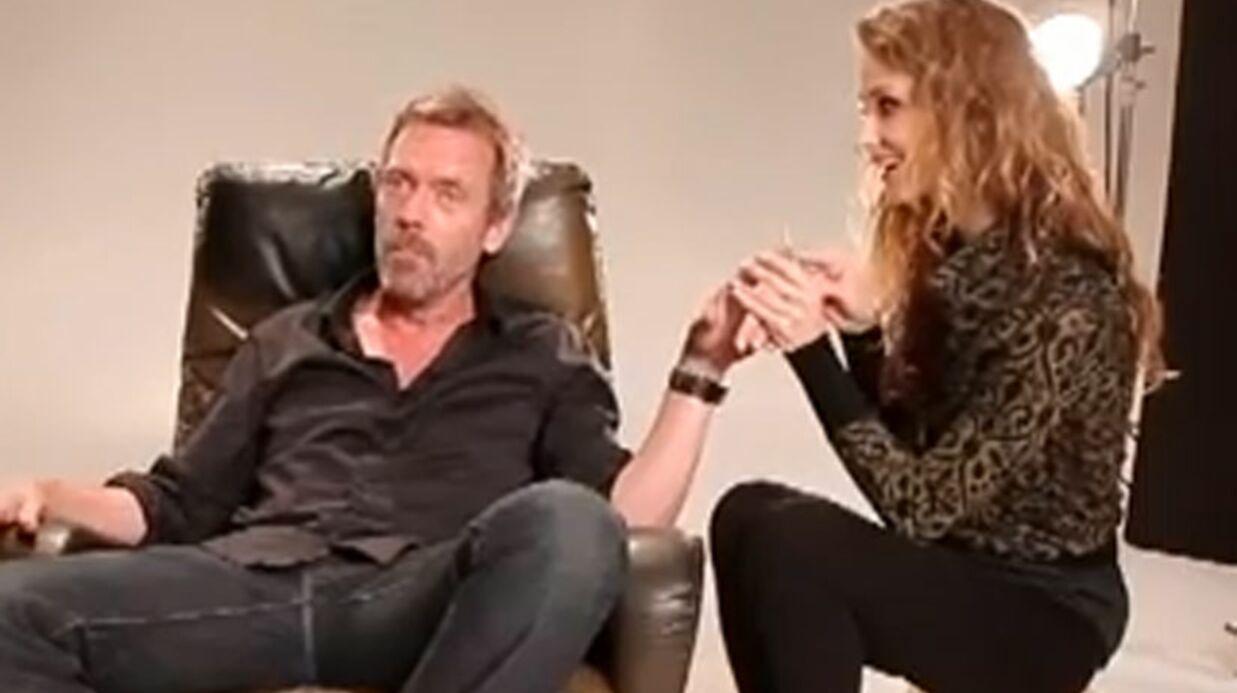 Hugh Laurie nouveau visage de L'Oréal