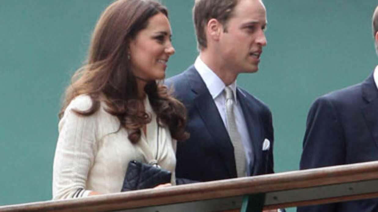 LOOK Kate Middleton en mode rétro à Wimbledon