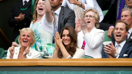 LOOK Kate Middleton en mode rétro à Wimbledon