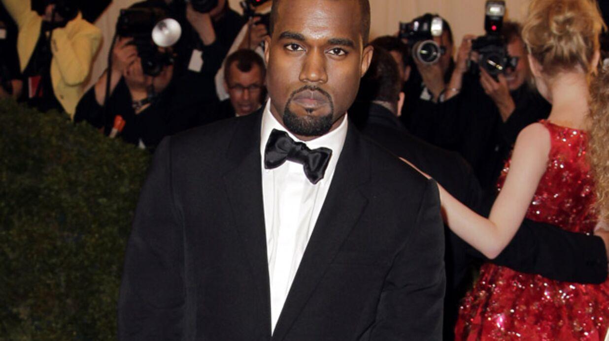 Kanye West refuse de changer les couches de sa fille