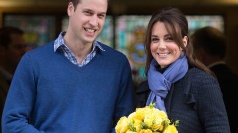 Kate Middleton et William: une pièce frappée en l'honneur de leur bébé