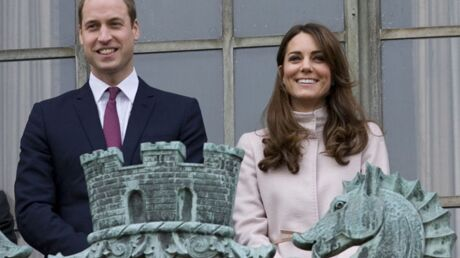 Les prénoms pressentis pour le Royal Baby de Kate Middleton et William
