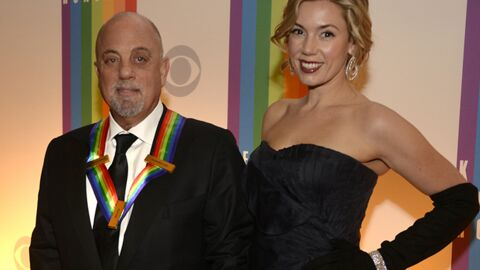 Billy Joel s'est marié avec sa jeune compagne